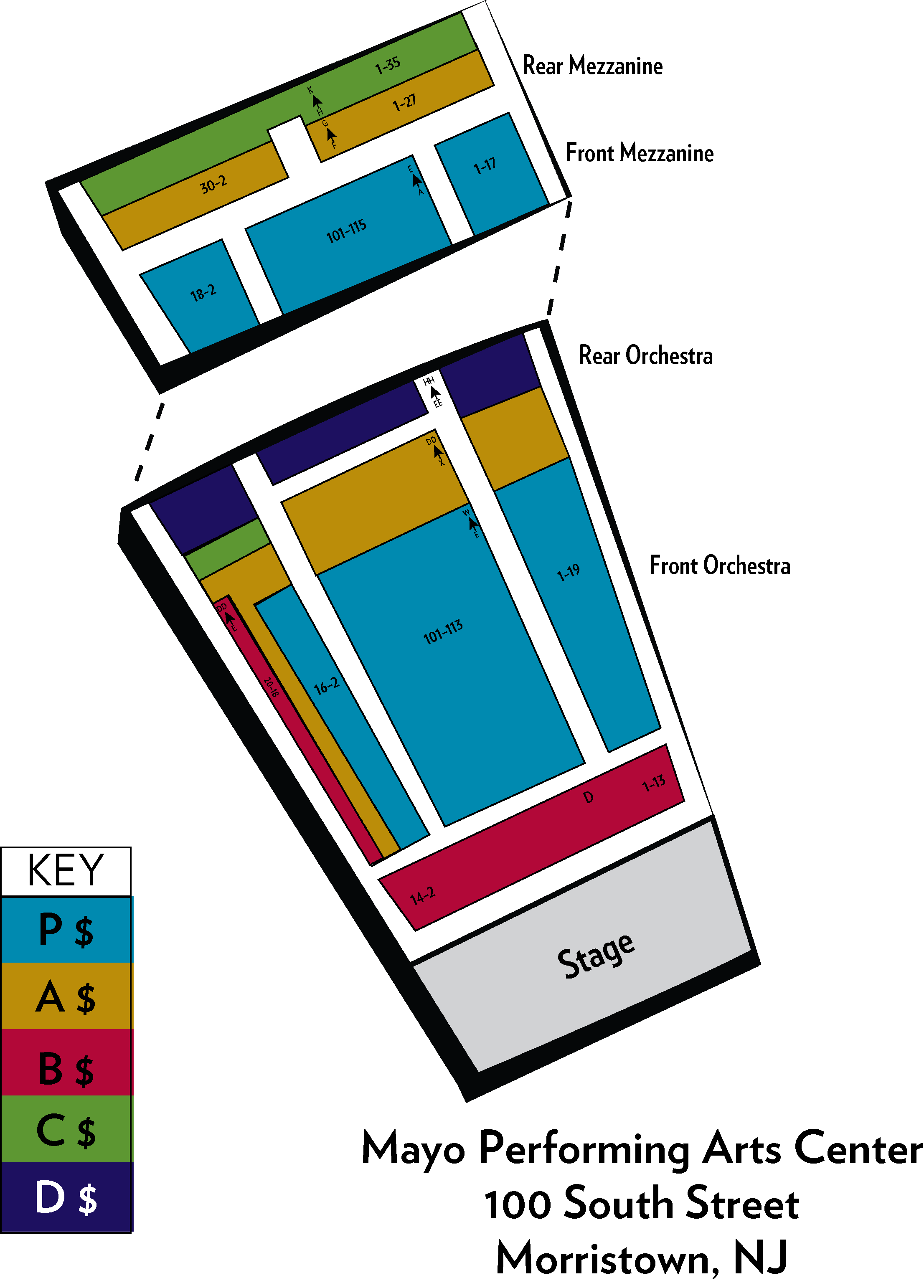 1617 morristown venue map thumb