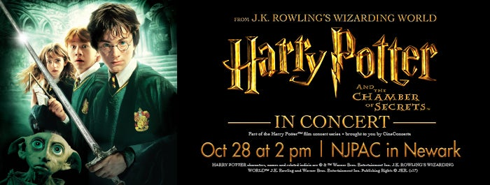 Harry potter and the chamber of secrets in concert on - Regarder harry potter chambre secrets streaming ...