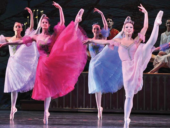 More Info for New Jersey Ballet's Nutcracker with the NJSO