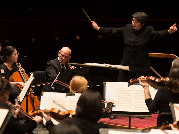 More Info for Zhang Conducts Beethoven 9
