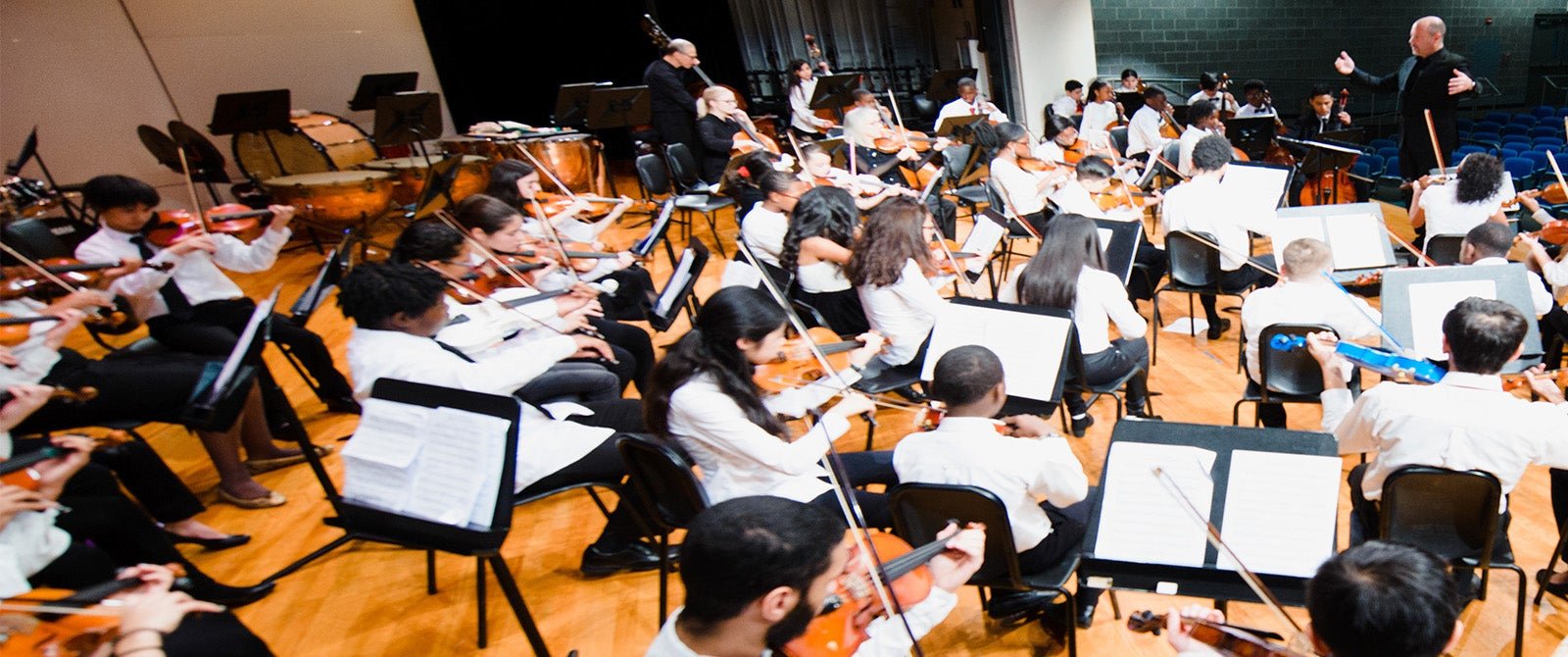 Njso Youth Orchestras Spring Concert New Jersey Symphony