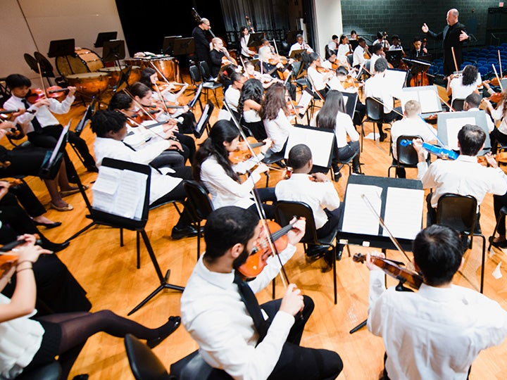 More Info for NJSO Youth Orchestras Spring Concert
