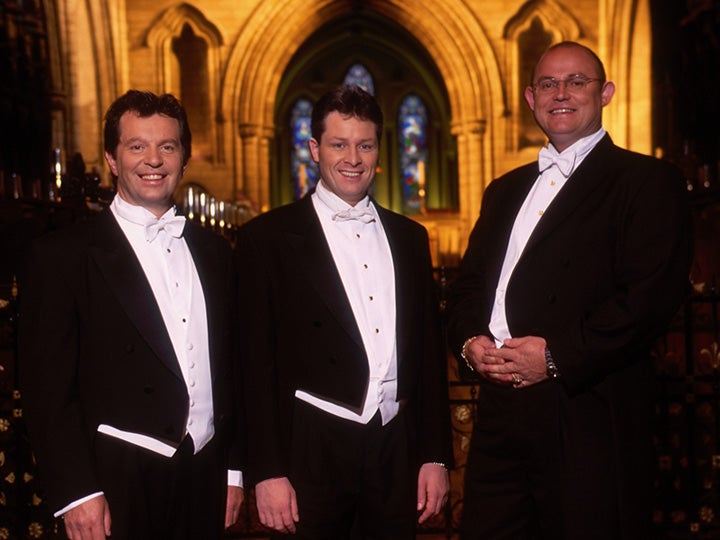 More Info for The Irish Tenors with the NJSO