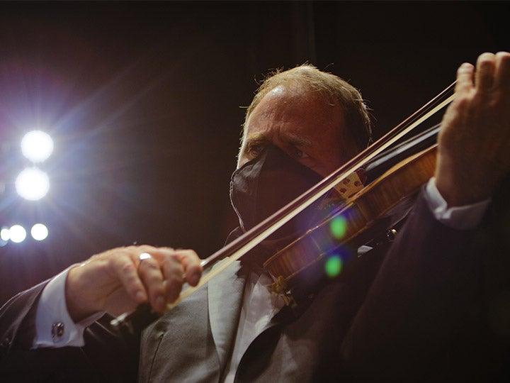 More Info for Still & Dvořák: An NJSO Concert Film