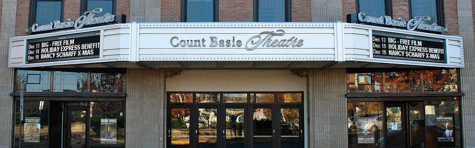 Count Basie Center for the Arts in Red Bank | New Jersey Symphony ...