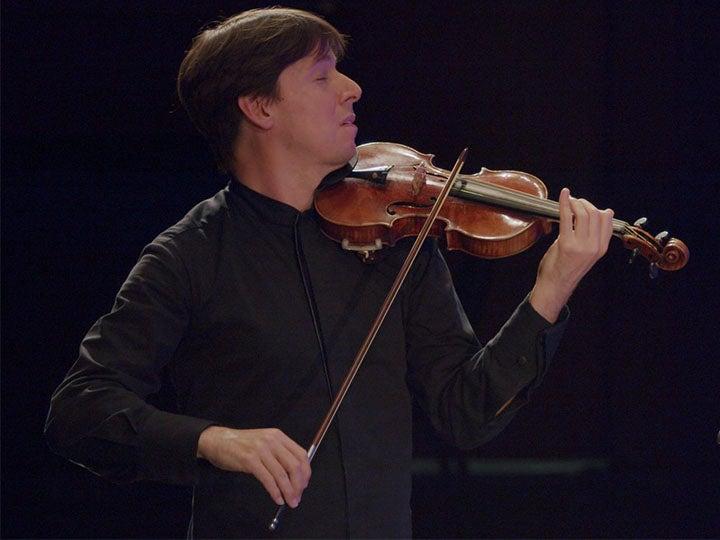 More Info for Joshua Bell & Larisa Martínez