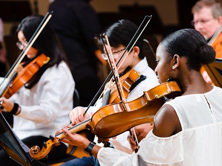 More Info for NJSO Youth Orchestras' Winter Concert