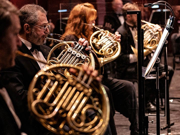 More Info for EMERGE Part 1: An NJSO Concert Film