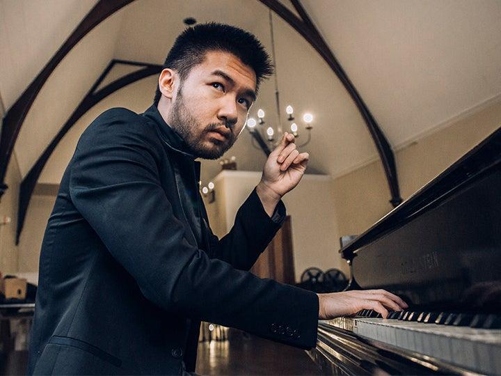 More Info for Conrad Tao Plays Tchaikovsky